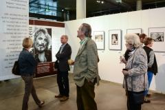 Ausstellungseröffnung Pino Bertelli - 020