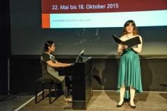 Ausstellungseröffnung Pino Bertelli - 033