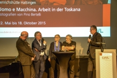 Ausstellungseröffnung Pino Bertelli - 036