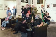 Ausstellungseröffnung Pino Bertelli - 046