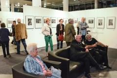 Ausstellungseröffnung Pino Bertelli - 049