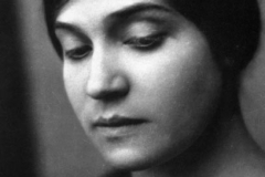Johan Hagemeyer, Tina Modotti, San Francisco,1921