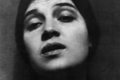 Edward Weston, Tina che recita, Messico, 1924