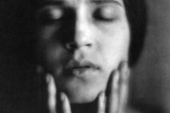 Edward Weston, Tina che recita, 1924