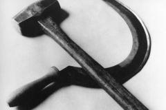 Tina Modotti, Falce e martello, 1927