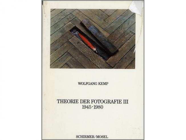 Theorie der fotografie III, 1945-1980