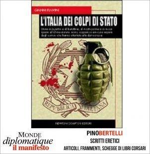 L'ITALIA DEI COLPI DI STATO. STORIE DI BURATTINI E DI BURATTINAI, DI RICATTI POLITICI E DI MICCE SPENTE ALL'ULTIMO MINUTO: NOMI, COGNOMI E AMICIZIE SEGRETE  \DEGLI UOMINI CHE HANNO ATTENTATO ALLA DEMOCRAZIA