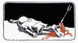 Naji Al-Ali. I fumetti di Handala e la rivoluzione palestinese