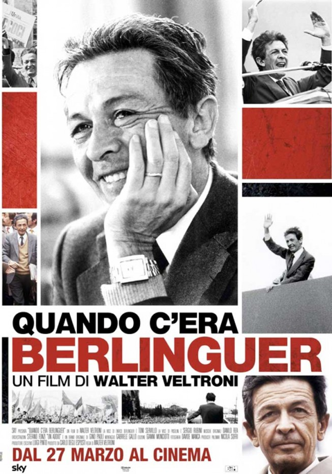 QUANDO C'ERA BERLINGUER! (2014) di Walter Veltroni