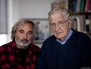 A Noam Chomsky. Dell'anarchia nel cuore