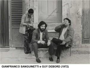 Denaro, sesso e potere: a proposito di una falsa biografia di Guy Debord di Gianfranco Sanguinetti
