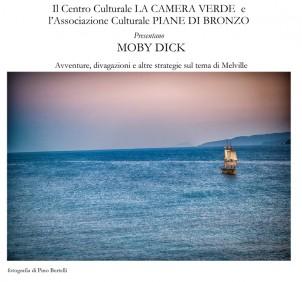 MOBY DICK – Avventure, divagazioni e altre strategie sul tema di Melville