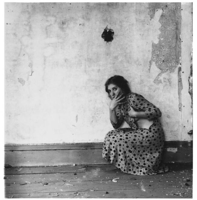 Alison Dunhill. Francesca Woodman