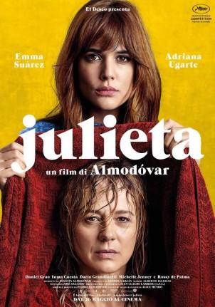 Julieta (2016) , di Pedro Almodóvar
