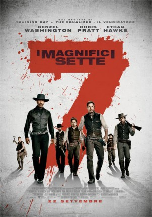 I MAGNIFICI SETTE (2016), di Antoine Fuqua