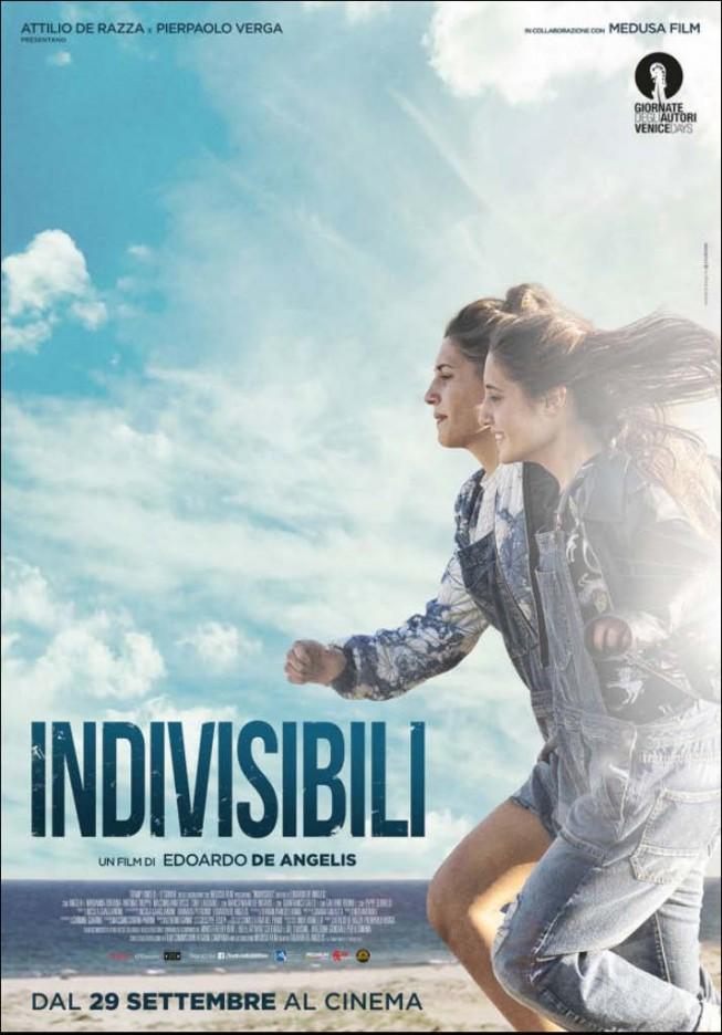 INDIVISIBILI (2016), di Edoardo De angelis