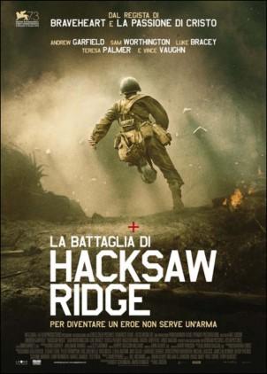 LA BATTAGLIA DI HACKSAW RIDGE (2016), di Mel Gibson