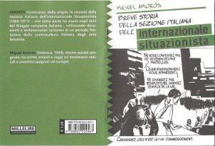 Miguel Amorós – Breve storia della sezione italiana dell'internazionale situazionista