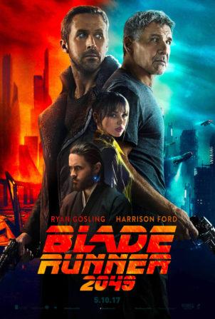 Blade Runner 2049, 2017, di Denis Villeneuve