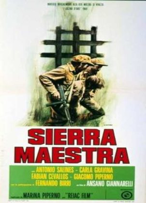 Sierra Maestra (1969), di Ansano Giannarelli