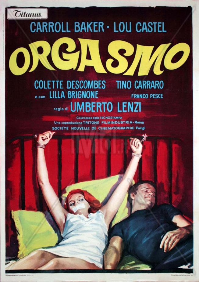ORGASMO (1969), di Umberto Lenzi