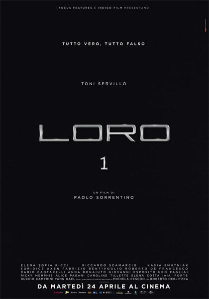 Loro 1 (2018) di Paolo Sorrentino