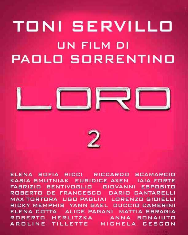 Loro 2 (2018) di Paolo Sorrentino