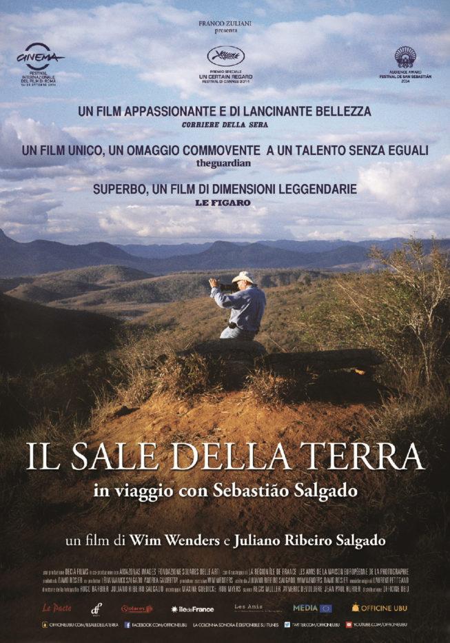 Il sale della terra (2014), di Wim Wenders e Juliano Ribeiro Salgado