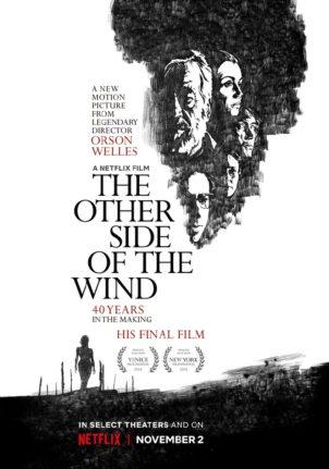 L'altra faccia del vento (1976-2018), di Orson Welles