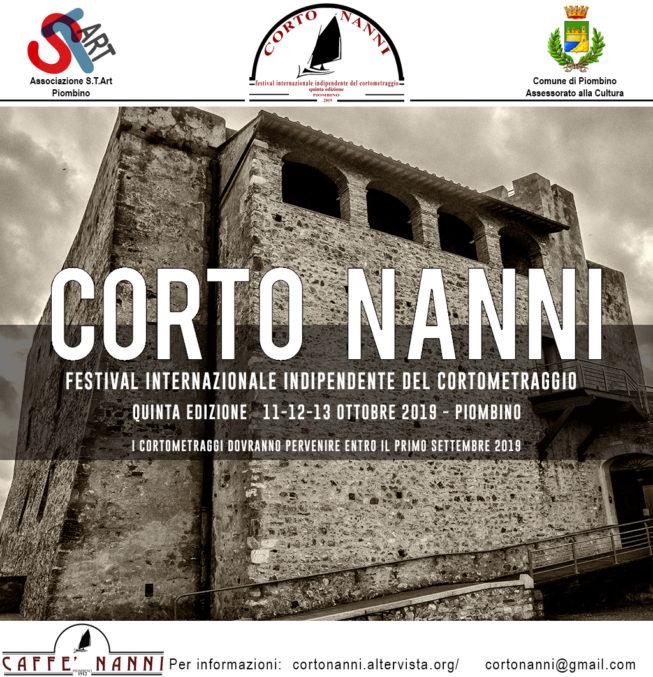 CORTO NANNI – FESTIVAL INTERNAZIONALE INDIPENDENTE DEL CORTOMETRAGGIO V EDIZIONE