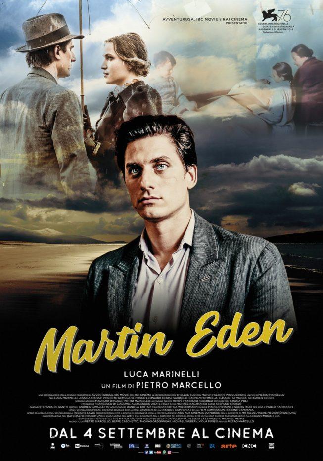 Martin Eden (2019), di Pietro Marcello