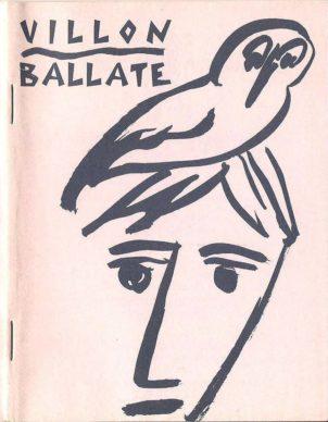 François Villon – BALLATE  E LASSE