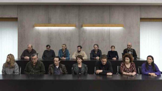 Sulla serie originale-Netflix: I dodici giurati (2019)