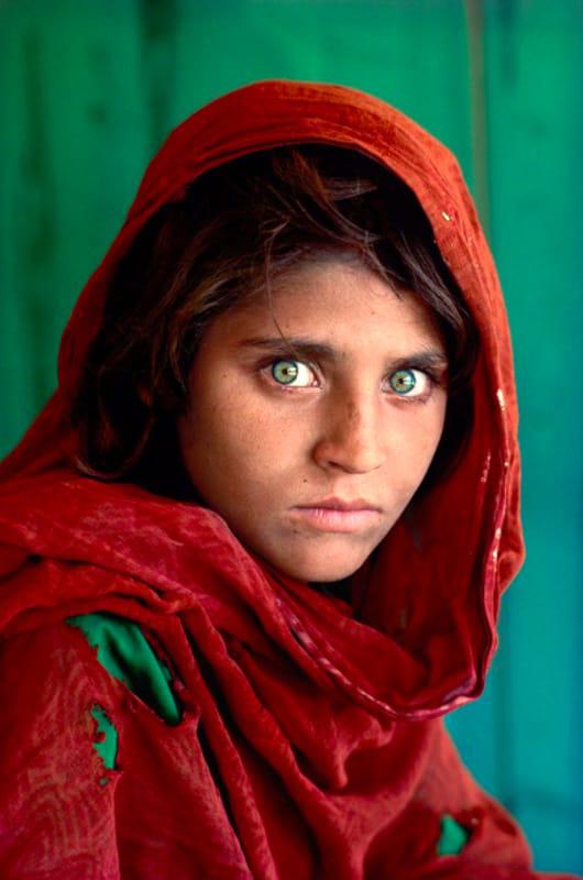 Steve McCurry Sulla fotografia dello spettacolo